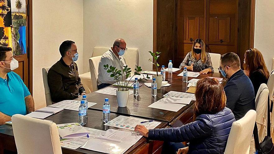 Nueva cartelería anti-Covid para los alojamientos turísticos de La Gomera