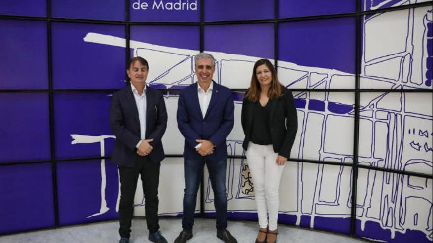 El Cabildo presenta la labor de INtech Tenerife ante los medios de comunicación en Madrid