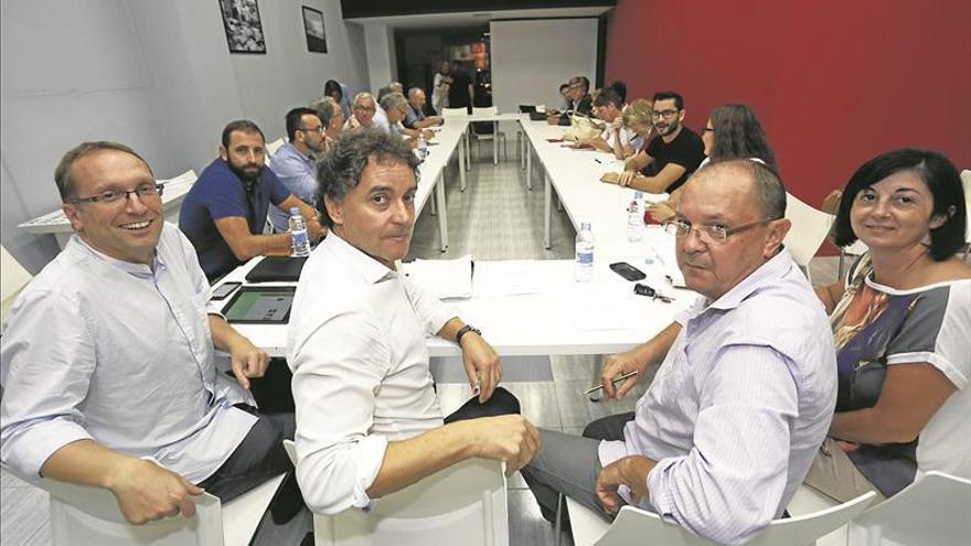 El PSPV coordinará los congresos para no dilatar el proceso interno