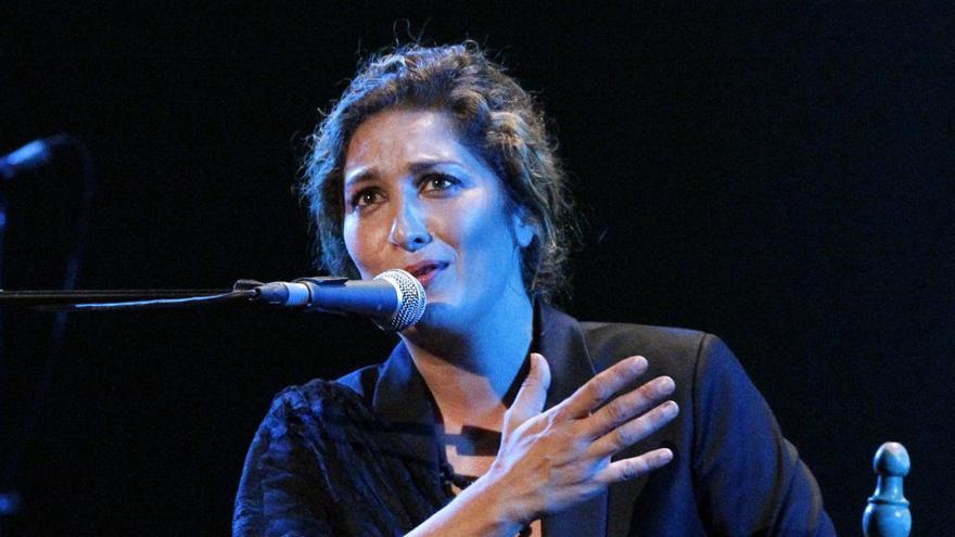 Más de 1.500 quejas por la actuación de Estrella Morente en 'Operación Triunfo'