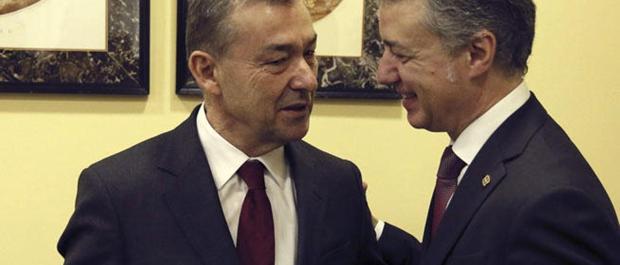 Rivero y Urkullu temen un pacto PP-PSOE.