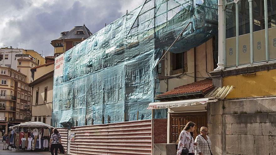 La empresa que reparó la escuela del Fontán, indemnizada con 12.500 euros
