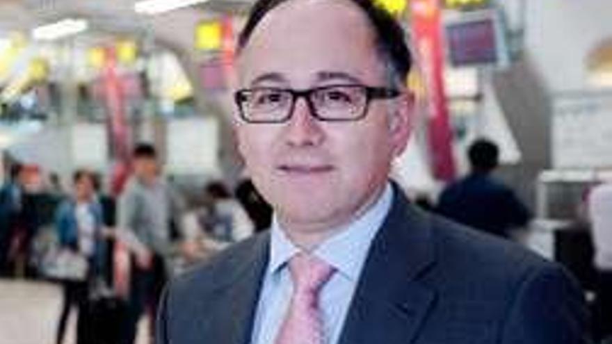 Luis Gallego será el primer ejecutivo del grupo aéreo IAG