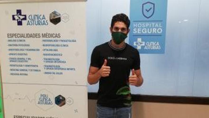 Así se las gasta el nuevo delantero del Oviedo: las mejores jugadas de Leschuk con el Málaga