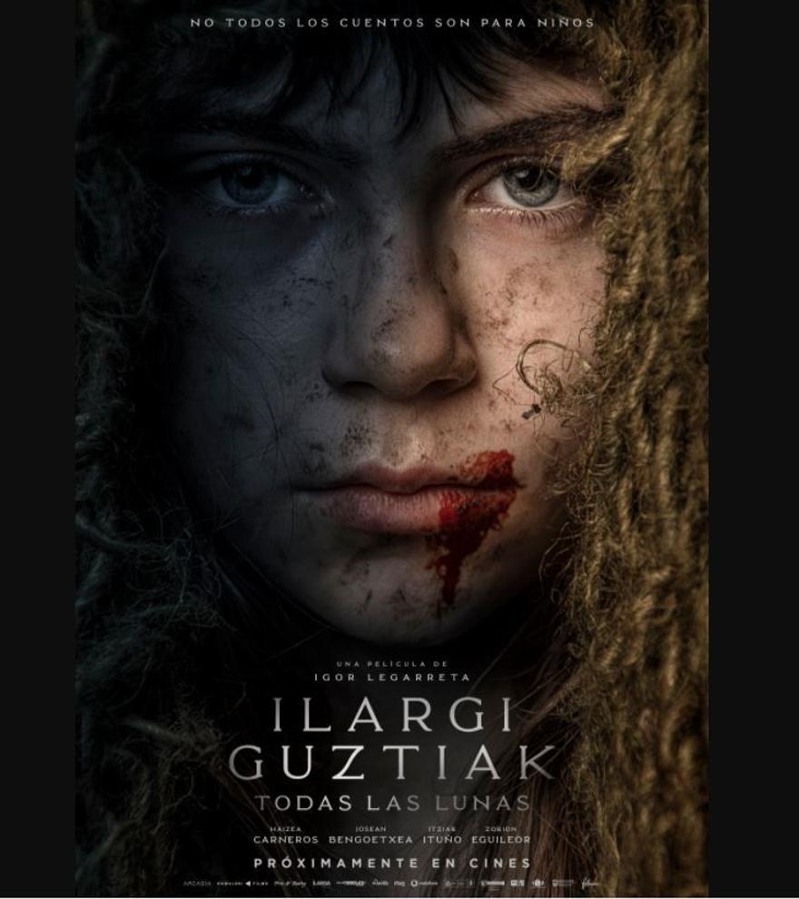 'Ilargi Guztiak. Todas las lunas', un cuento fantástico que no es para niños
