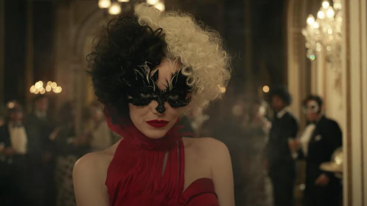 Emma Stone es la nueva Cruella de Vil