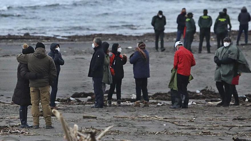 """La familia del fallecido en San Esteban agradece la ayuda: """"Sin vuestra implicación no soportaríamos esta terrible pena"""""""