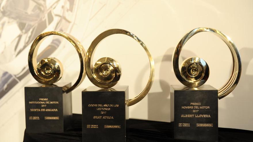 El Seat Ateca recibe el premio Coche del Año de los Lectores