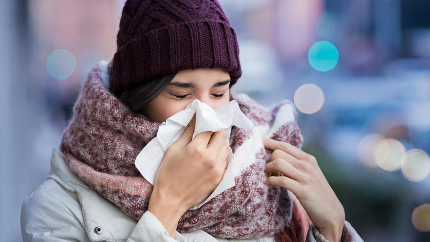 La gripe al mínimo: un caso notificado frente a 194 el año pasado