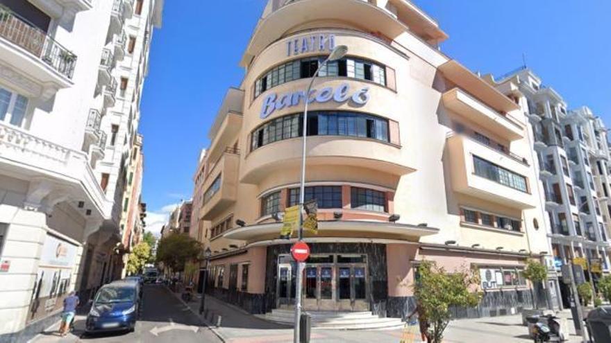 Polémica en Madrid por una fiesta sin mascarillas celebrada en el Teatro Barceló