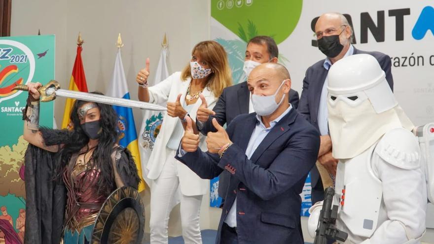 El Salón del Cómic de Tenerife organiza treinta exposiciones en cinco islas
