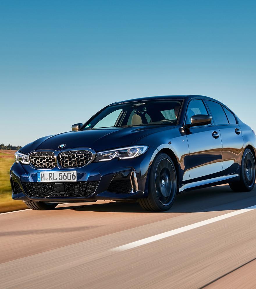Consigue un BMW Serie 3 con un 20% de descuento por tiempo limitado
