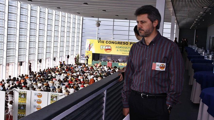 """Miguel Blanco, líder de COAG: """"Hay que dar paso, 38 años es mucho tiempo"""""""
