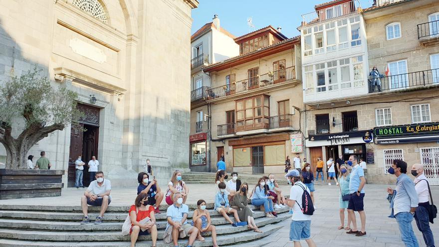 Los hoteles de Vigo plantan cara al COVID a las puertas de un agosto clave