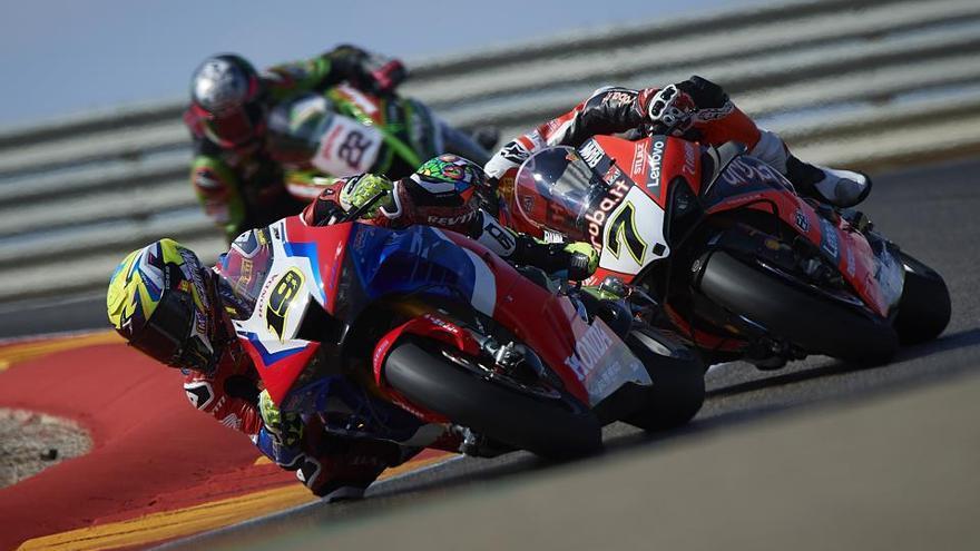 Motorland celebra diez años de Superbikes