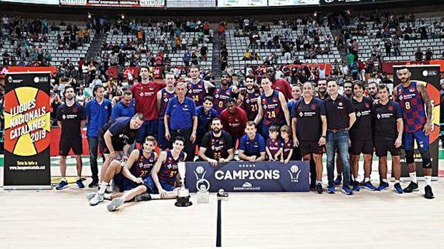 Mirotic guia el Barça cap a la victòria a la Lliga Catalana