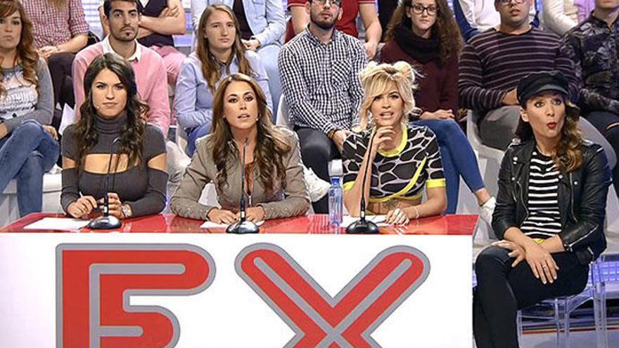 Ylenia, Raquel y Sofía ponen firme a Suso en 'MYHYV'