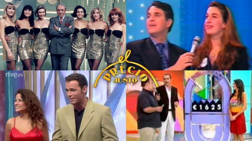 De Joaquín Prat en TVE a Juan y Medio en Antena 3: las versiones de 'El precio justo' antes de la de Carlos Sobera en Telecinco