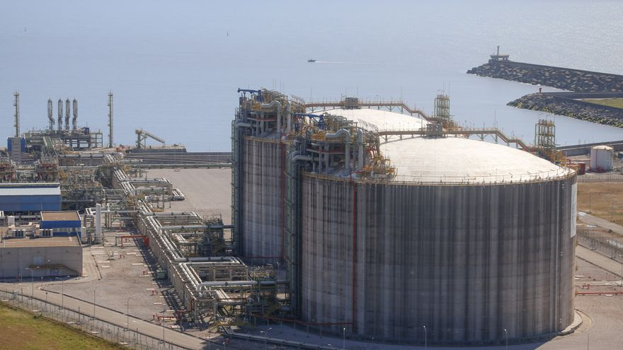 El primer proyecto en marcha de LNG9, en India