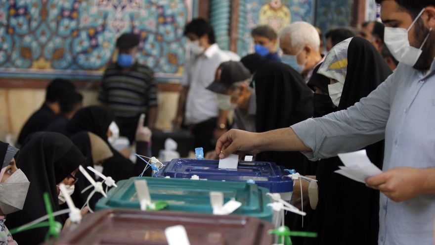 Irán elige nuevo presidente