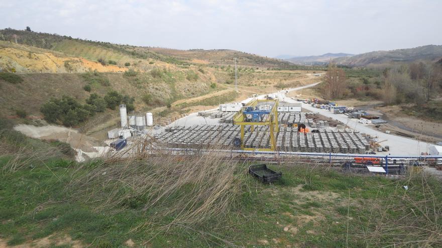 Empresarios agrícolas urgen continuar con las obras del embalse de Mularroya