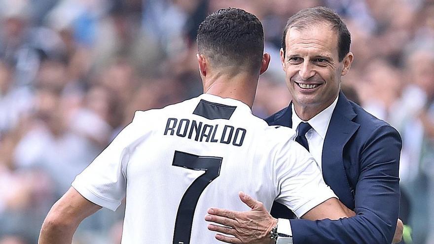 Cristiano tiene todos los números para seguir en la Juventus
