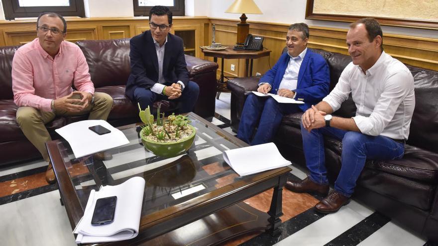El Sureste pide ayuda al Ejecutivo para la ejecución de segunda fase de la circunvalación