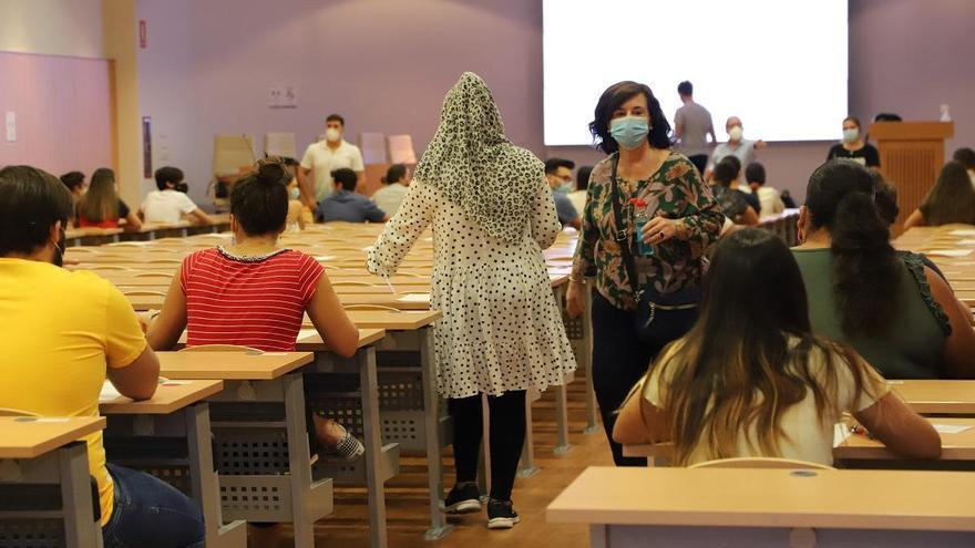 El 70,37% de los estudiantes de Córdoba superan la PEvAU en la convocatoria de septiembre