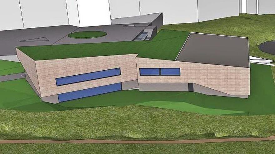 Arteixo aprueba licitar la construcción de la piscina de Meicende por casi cinco millones