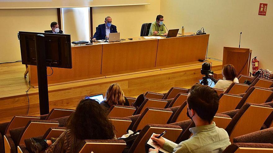 La UVigo da luz verde a la implantación del grado y máster en Inteligencia Artificial en Ourense