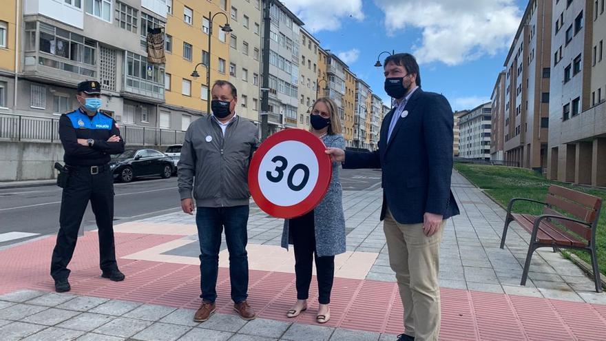 Casi el 30% de los accidentes mortales en Asturias se registran en vías urbanas