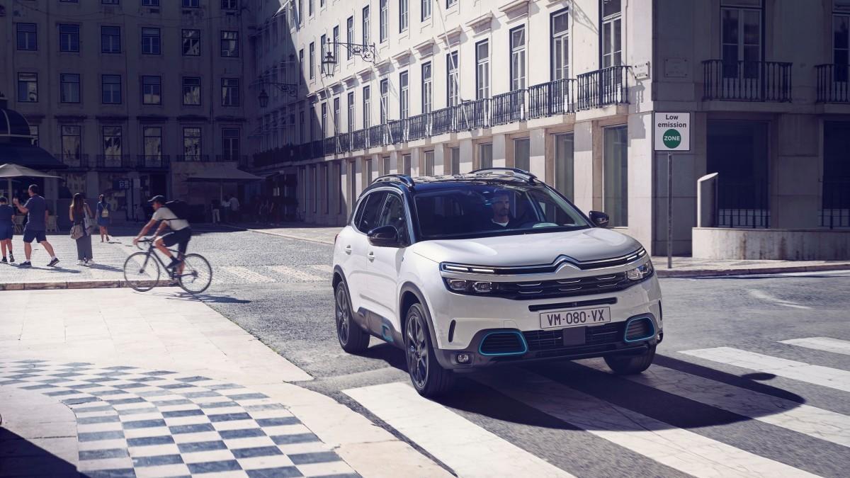 Tres tecnologías de seguridad de Citroën para evitar accidentes de tráfico