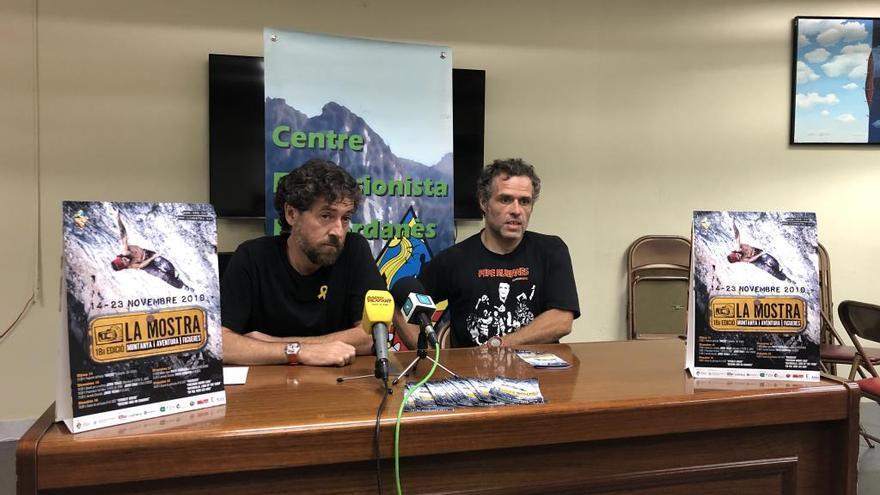 La Mostra Muntanya i Aventura amplia els espais del festival a Figueres