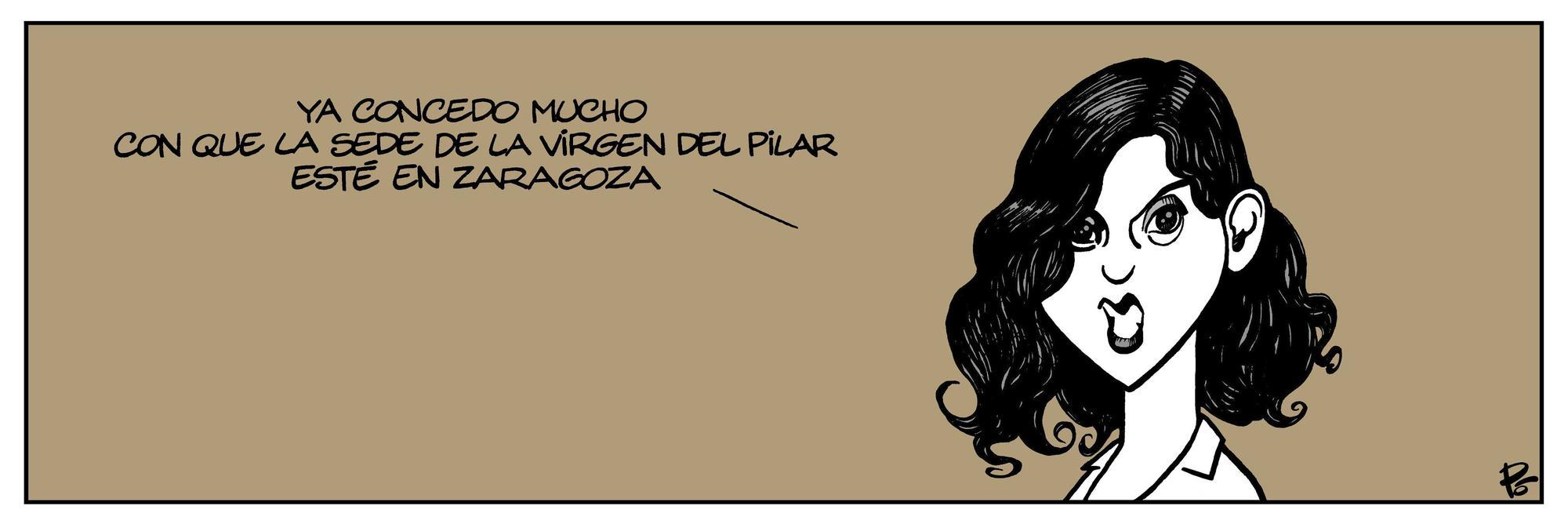 La tira de Postigo del 12 de octubre de 20121