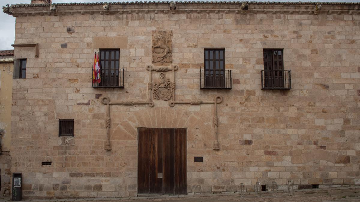 Museo de Zamora de la plaza Santa Lucía.
