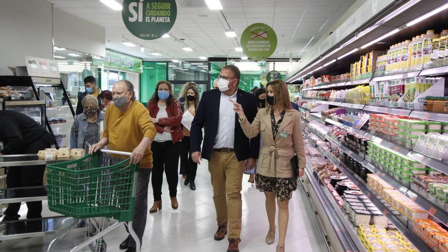 Mercadona abre un nuevo supermercado eficiente en la ciudad