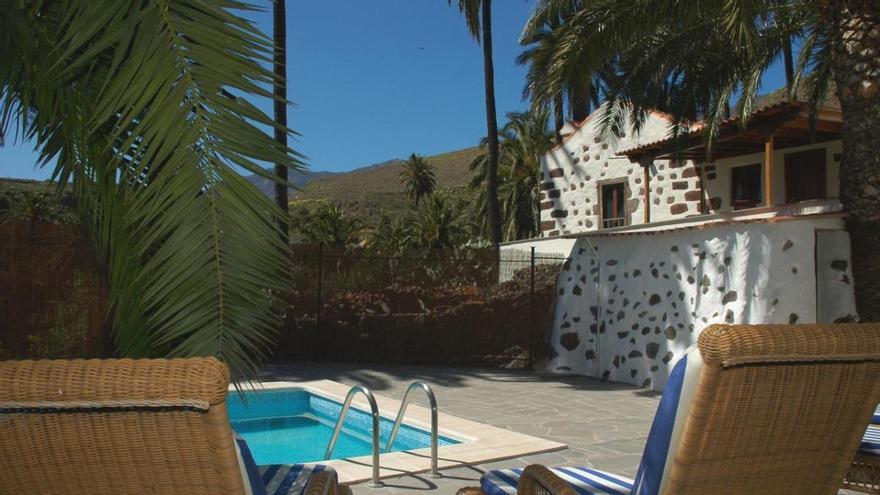 Las reservas de casas rurales en Canarias para Semana Santa, al 85%