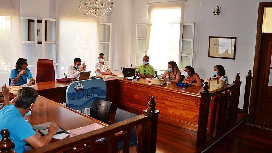 Bueu licita de nuevo un crédito de 800.000 euros para asegurar la liquidez municipal