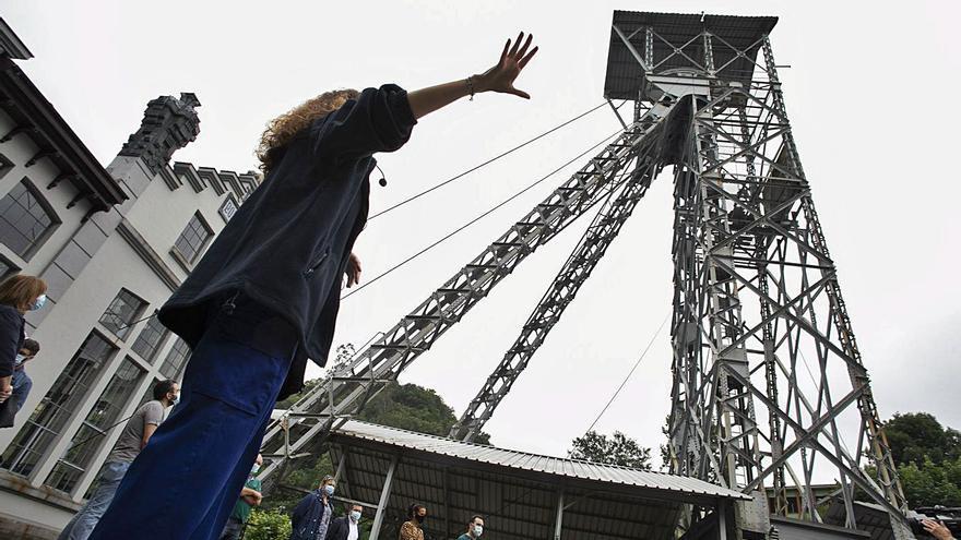 El Ecomuseo Minero de Samuño crecerá con la rehabilitación de un nuevo espacio