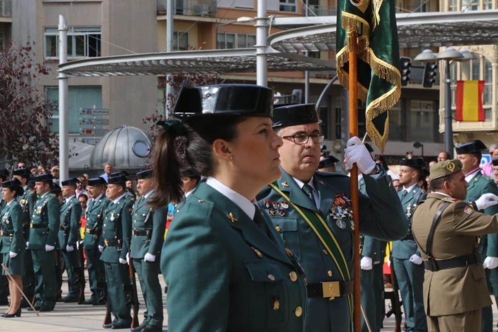 Zamora | La Guardia Civil celebra El Pilar