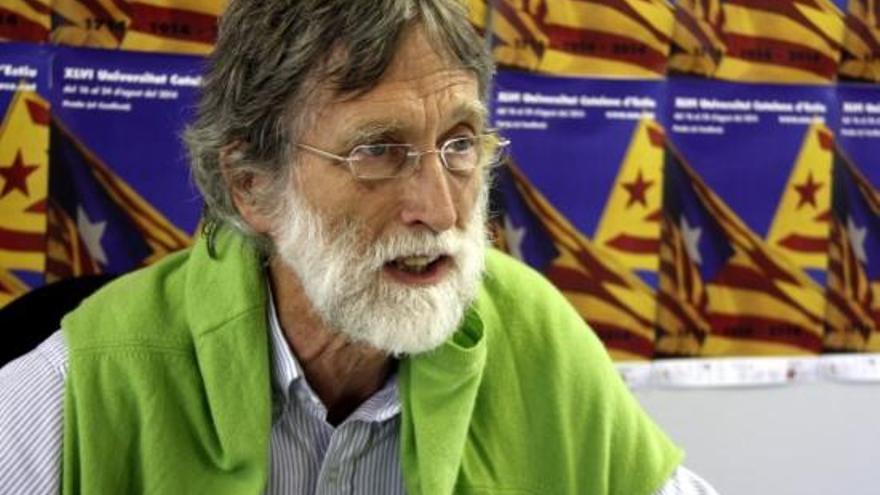 """Til Stegmann presentarà """"Servir Catalunya des d'Alemanya"""" a Ca l'Anita"""