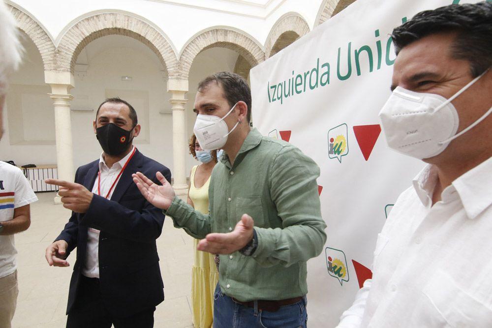 Sebastián Pérez nuevo coordinador provincial de IU en Córdoba