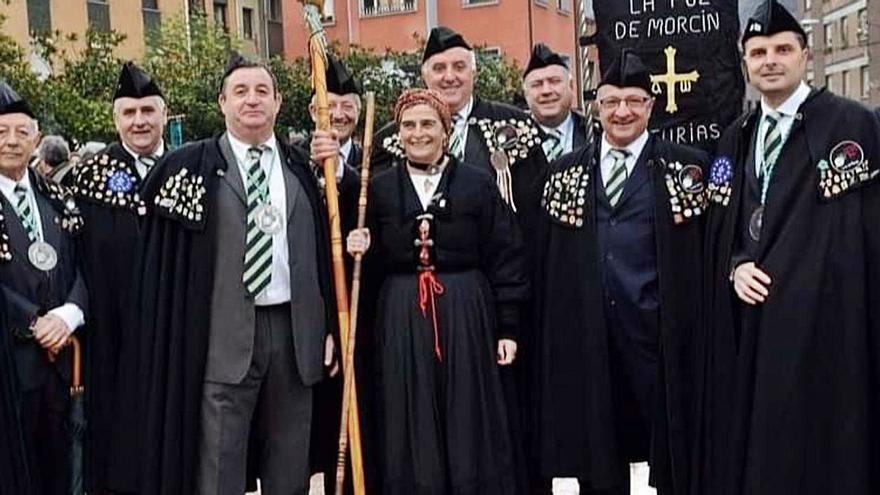 Fallece Rubén Fernández, maestro de ceremonias de la Cofradía de los Nabos