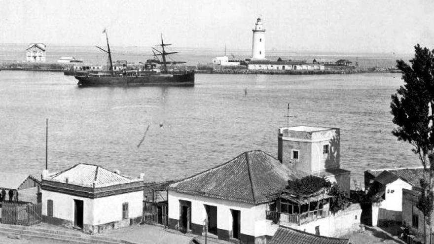 La Farola y Málaga se apagan