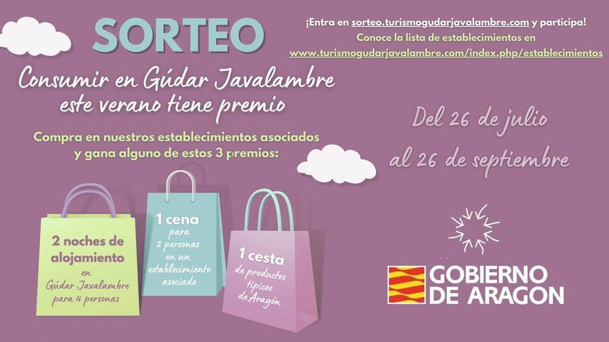 La comarca de Gúdar-Javalambre premiará a quienes viajen este verano a su territorio