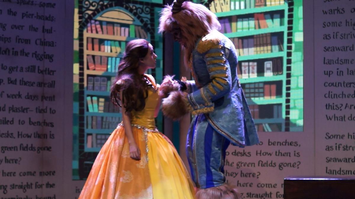 """La Bella y la Bestia"" llega al Gran Teatre de Xàtiva"