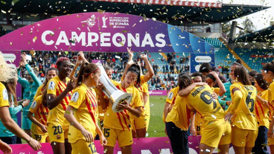 El Barcelona pasa por encima de la Real Sociedad en una final que dominó con brillo