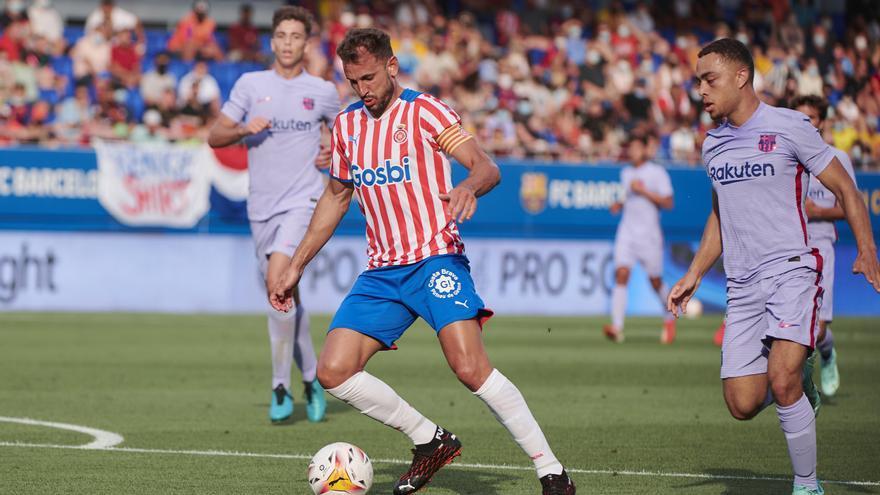 El Girona planta cara, però perd contra el Barça (3-1)
