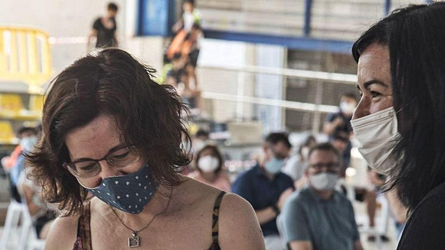 Sant Vicenç reconeix la tasca d'un centenar de voluntaris durant la pandèmia