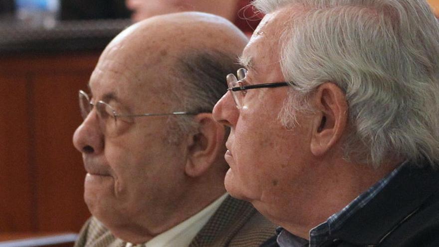 El fiscal baja en 13 y 17 años su petición de penas a Millet y Montull por el caso Palau